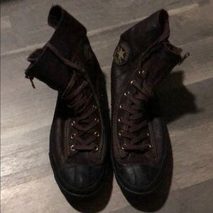 Converse All Stars Leather boot